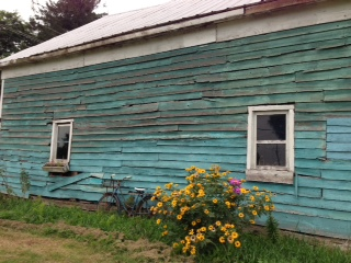 Gallery and Art Studio of  Turquoise barn