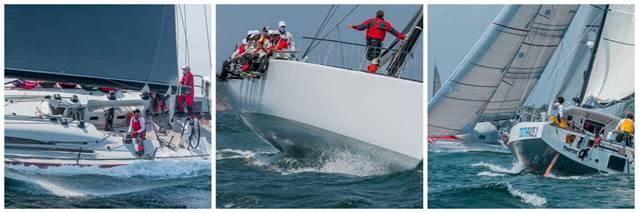 Start 2 of the Transatlantic Race 2015   (photo credits Daniel Forster)