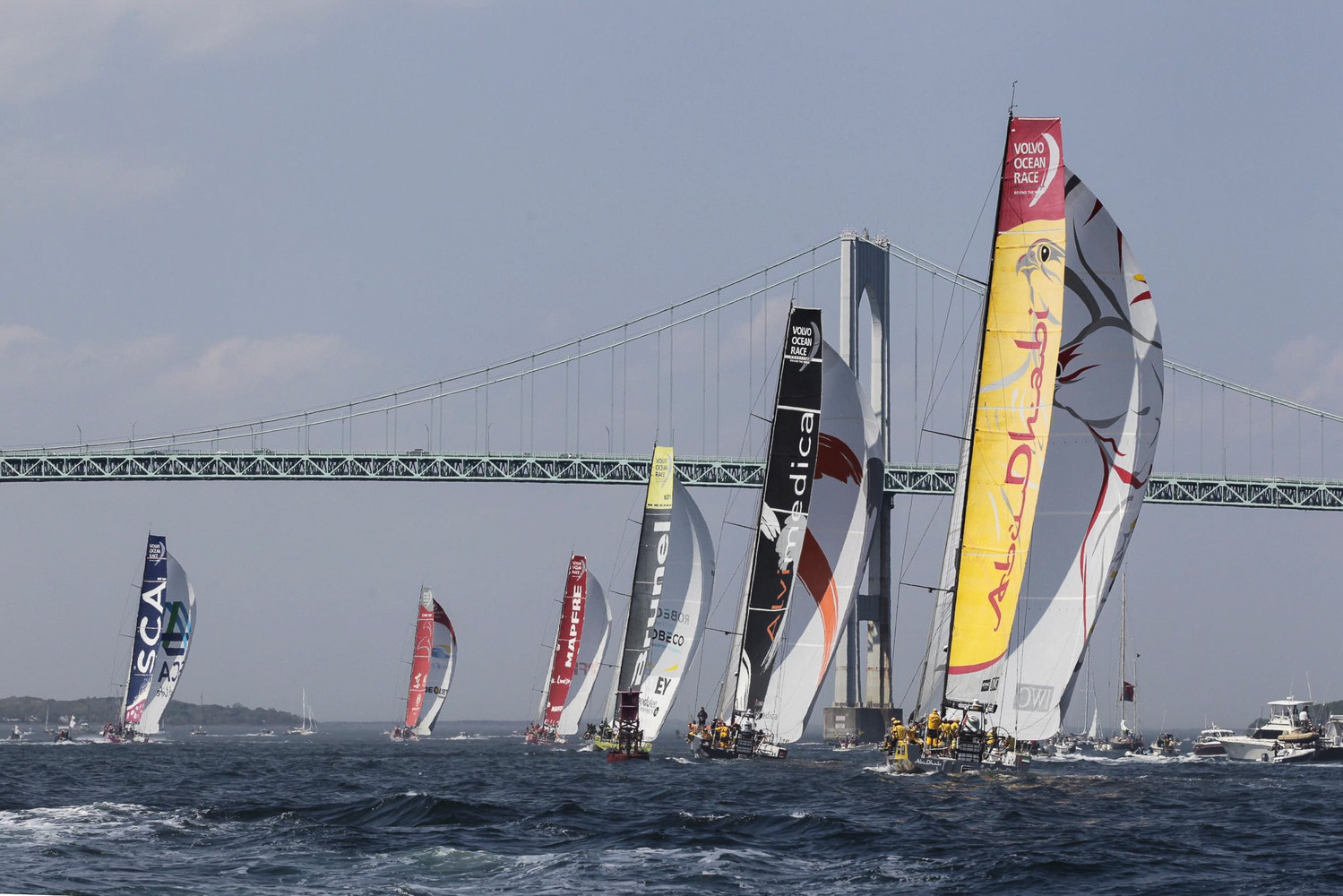 ©Ian Roman / Abu Dhabi Ocean Racing
