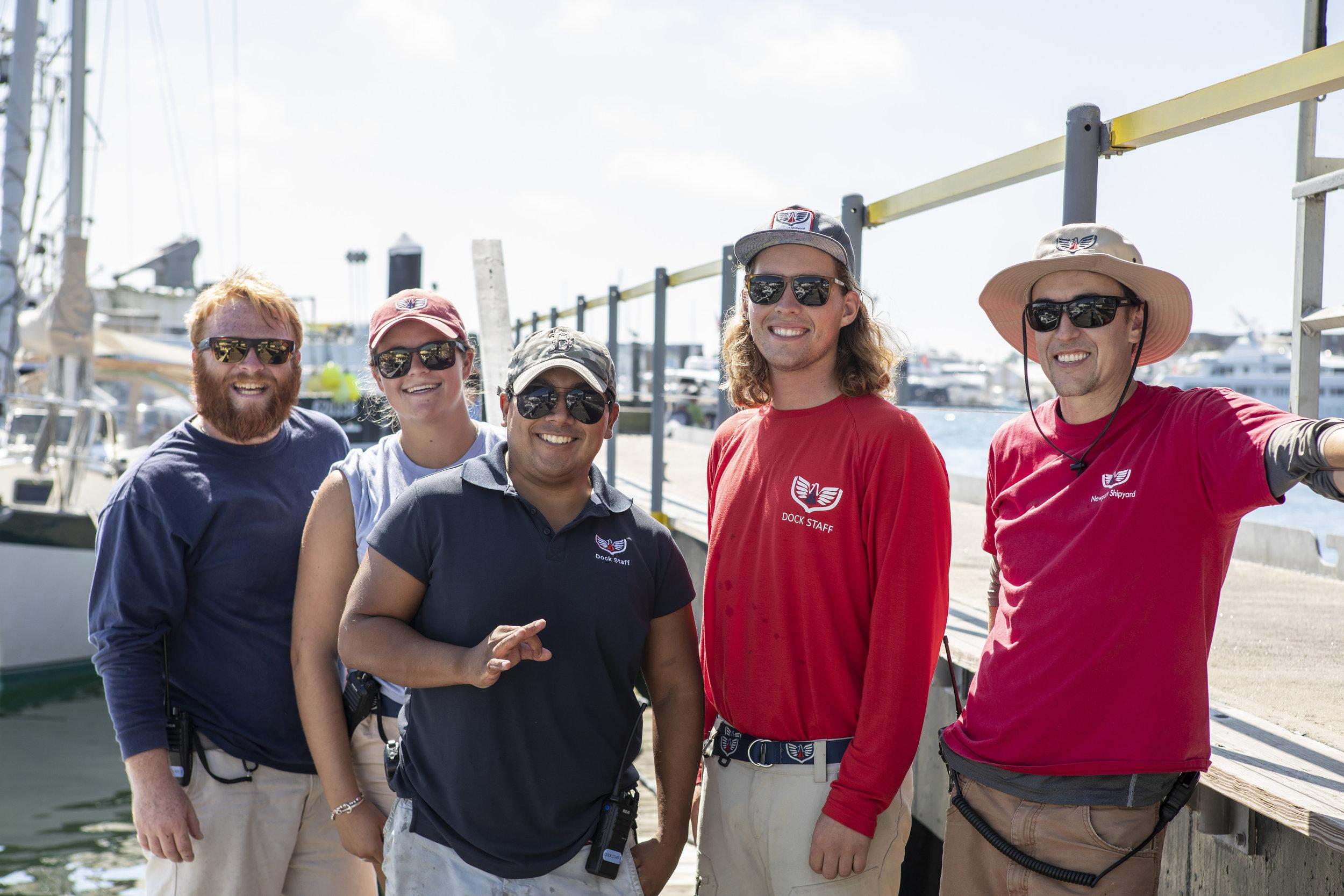 Employment at Newport Shipyard — Newport Shipyard