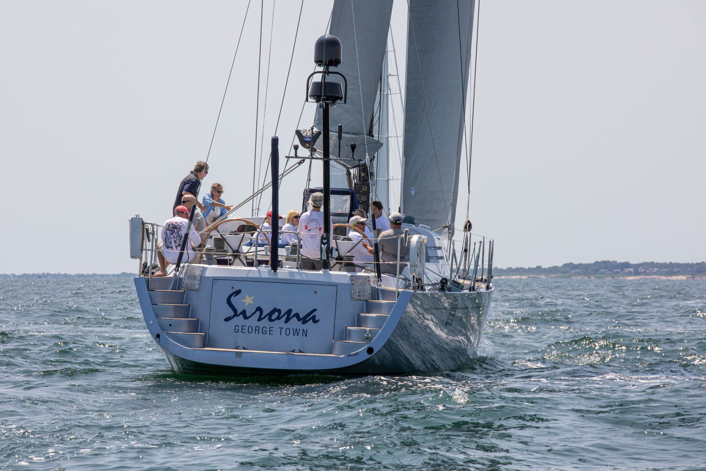 Sirona  is the overall winner of the 2019 Candy Store Cup - Photo: © Billy Black
