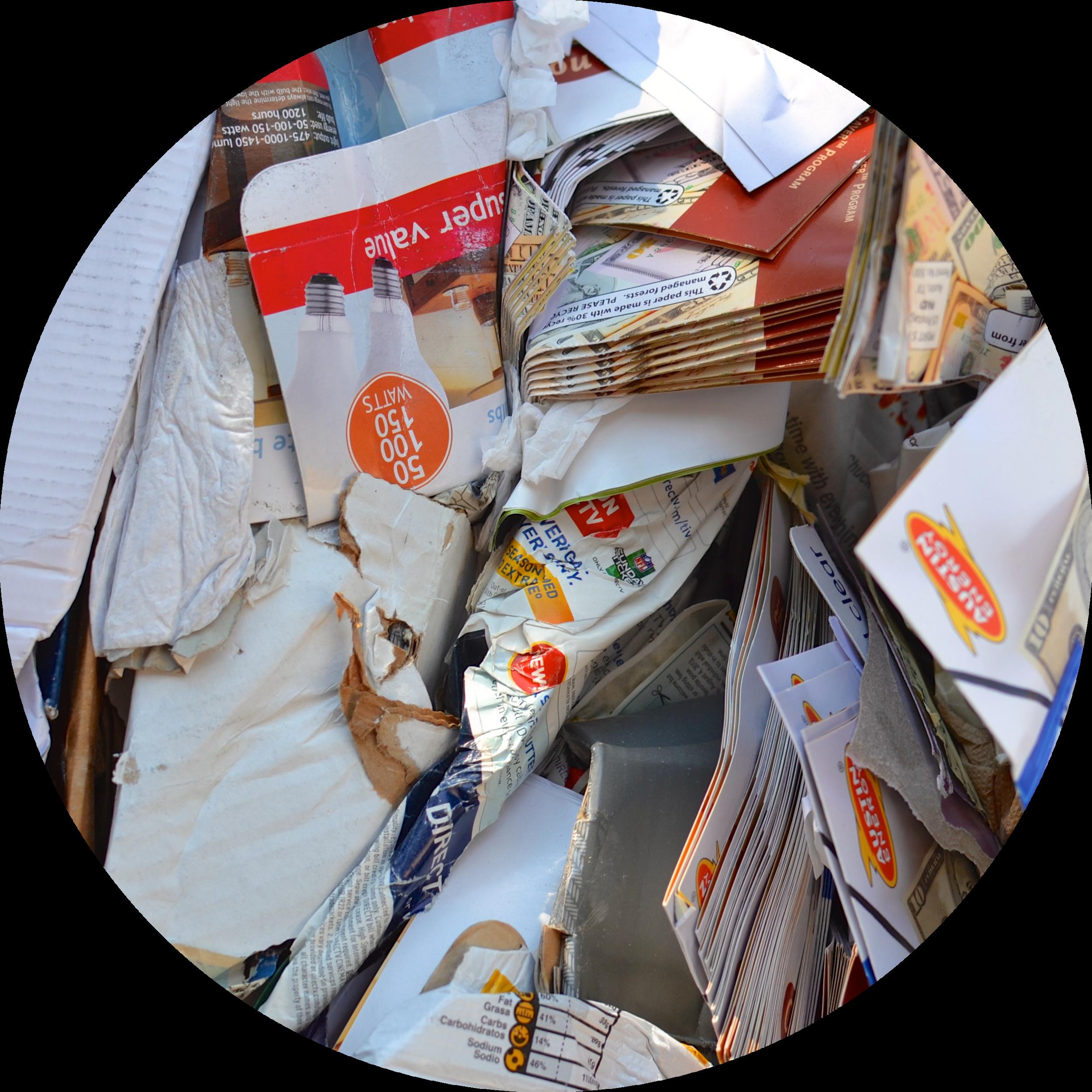 Balcones Resources    Texas Disposal Systems    Green Guy Recycling    COA Recycle & Reuse Center