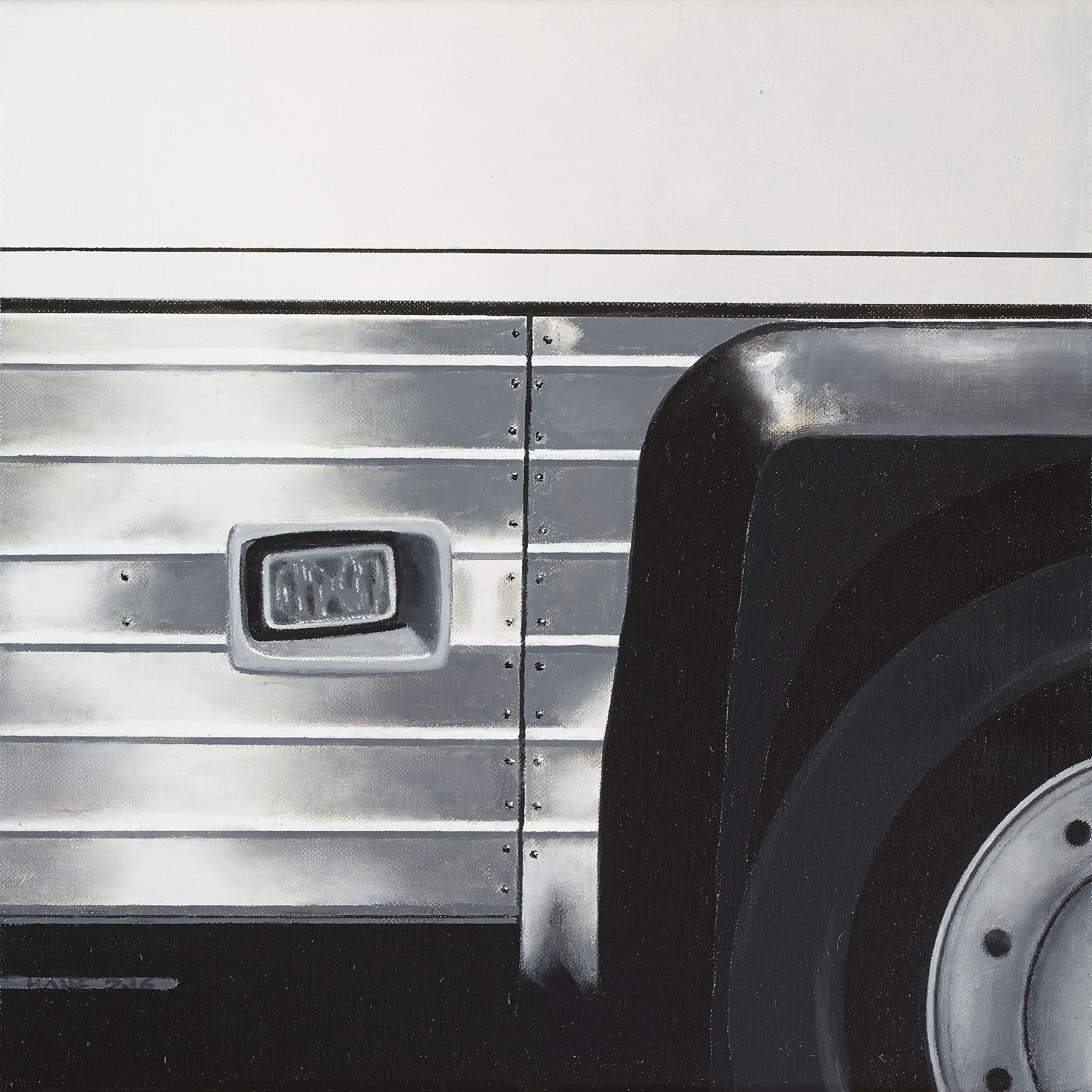 Bus -  Private Collection, United States