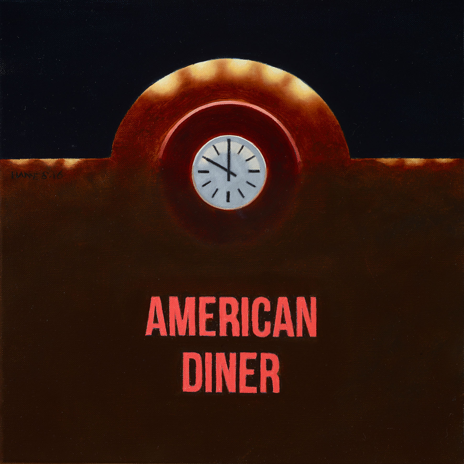 Diner -  Available