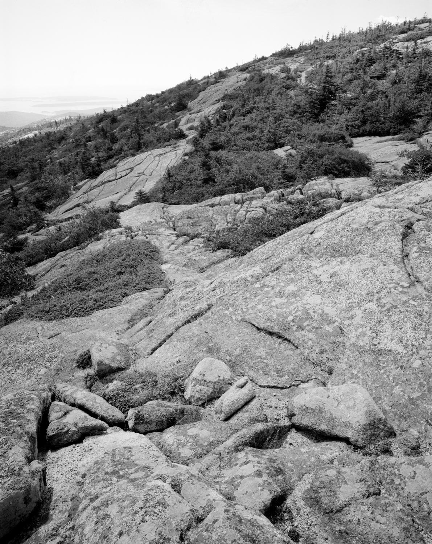 Cadillac Mountain. Acadia National Park, Maine. 1999.