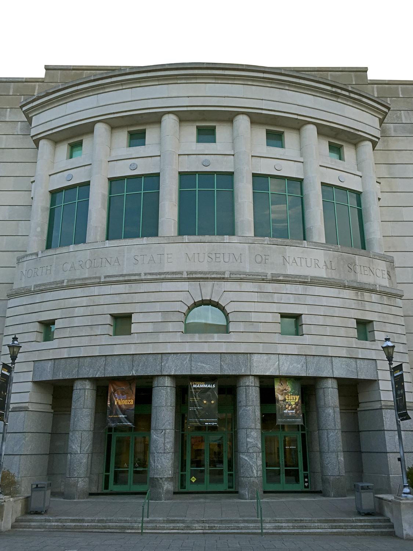 North Carolina State Museum of Natural Sciences