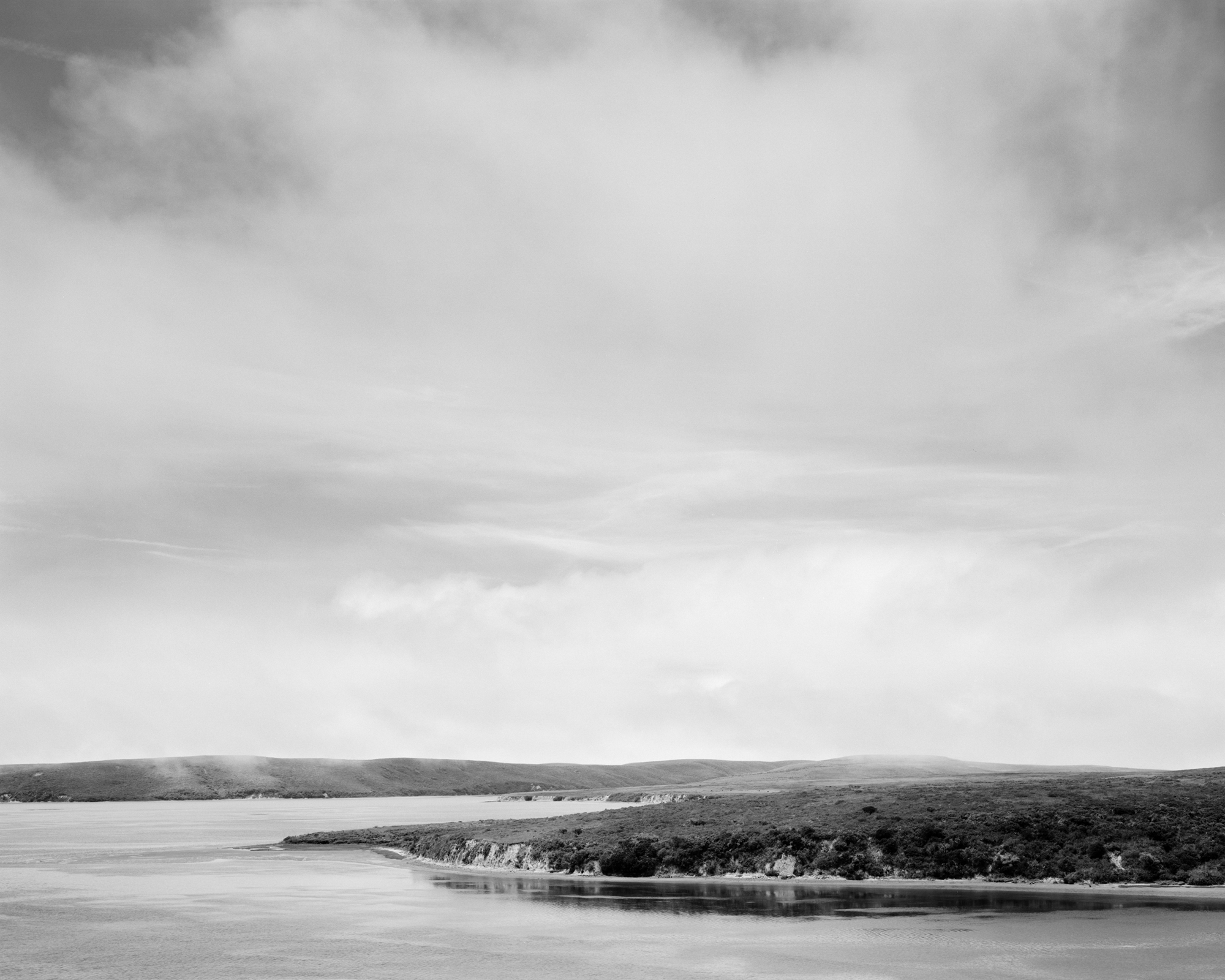 DRAKES ESTERO II, 2017. Point Reyes National Seashore, CA