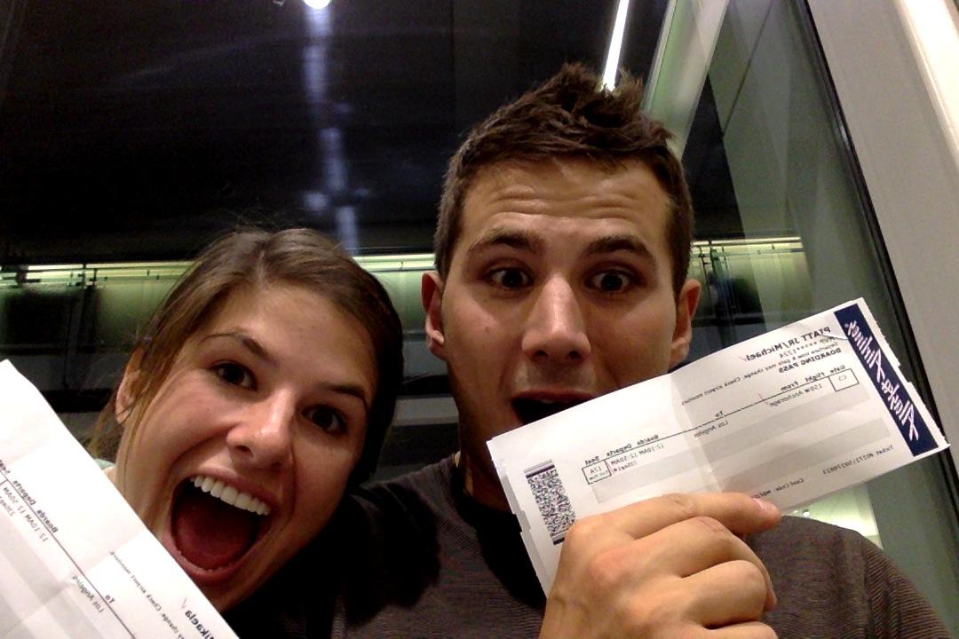 Goodbye Alaska!!!!!!! Bali here we come!