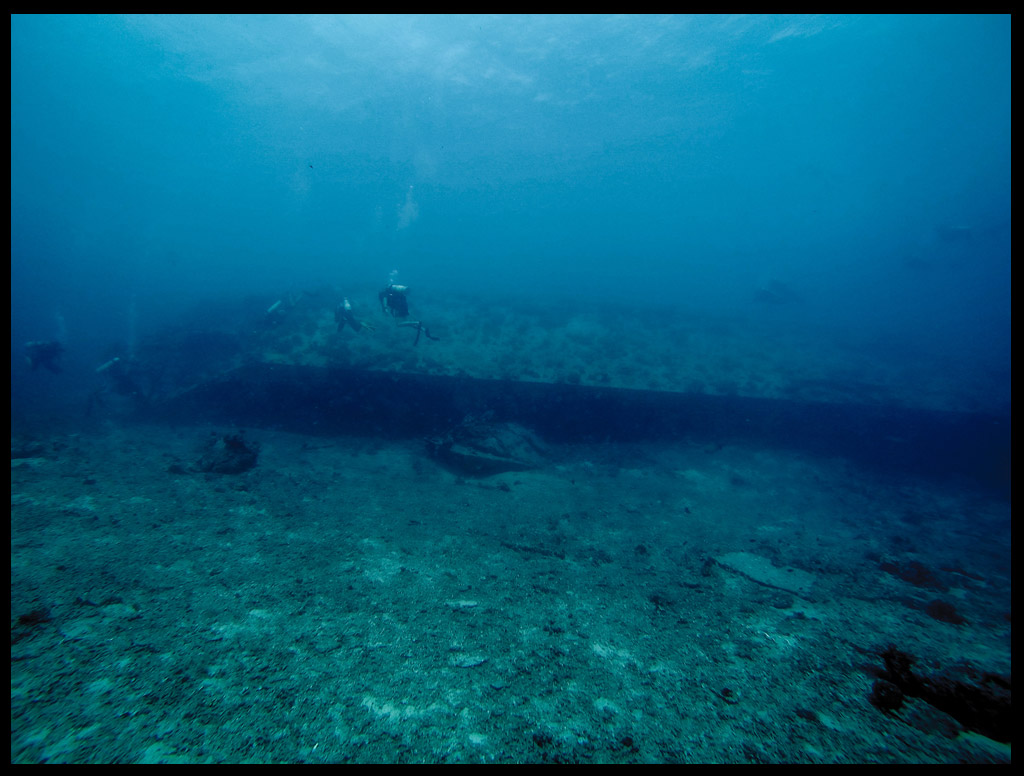 The Bounty Wreck