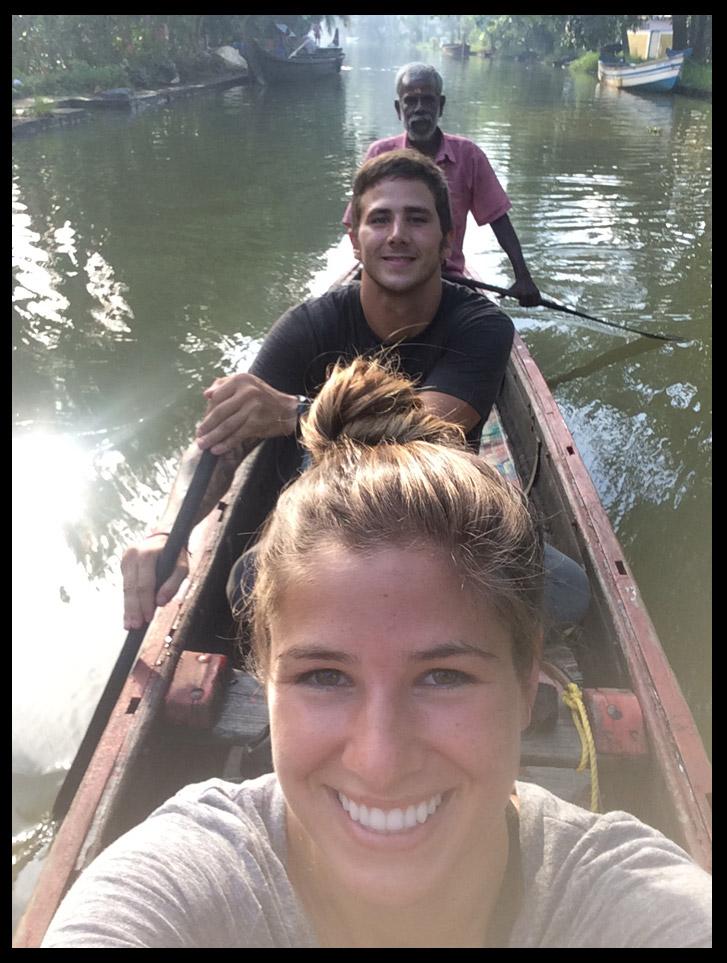Canoe Selfie!