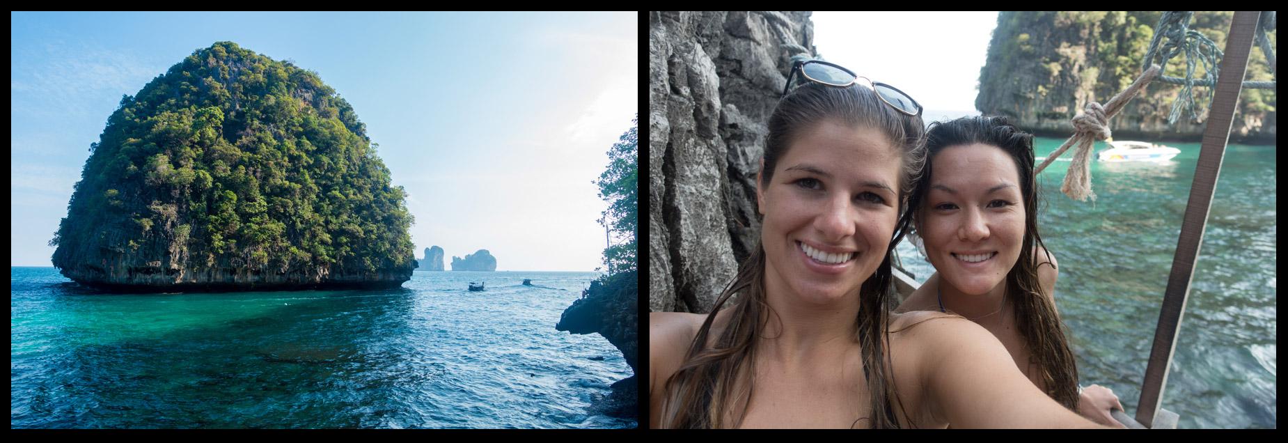 Koh Phi Phi Adventures!