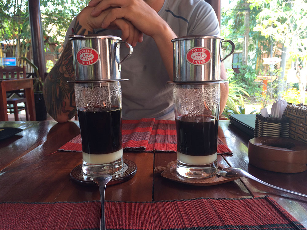 Vietnamese Coffee Contraptions