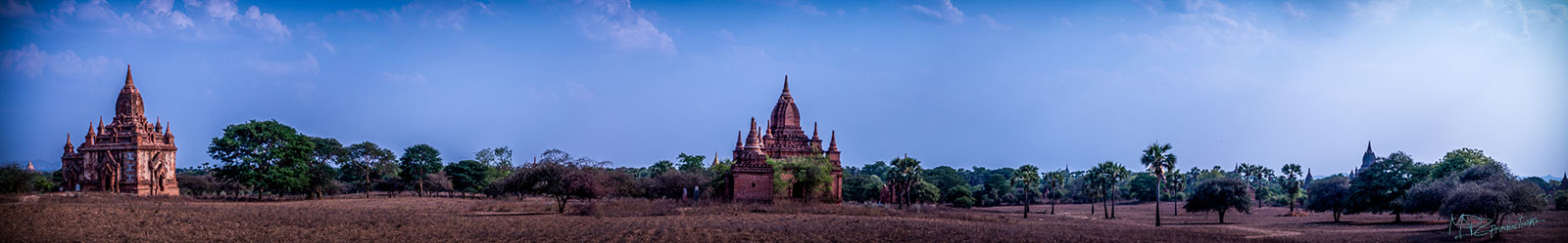 BAGAN! A city known exclusively for its epic temples.