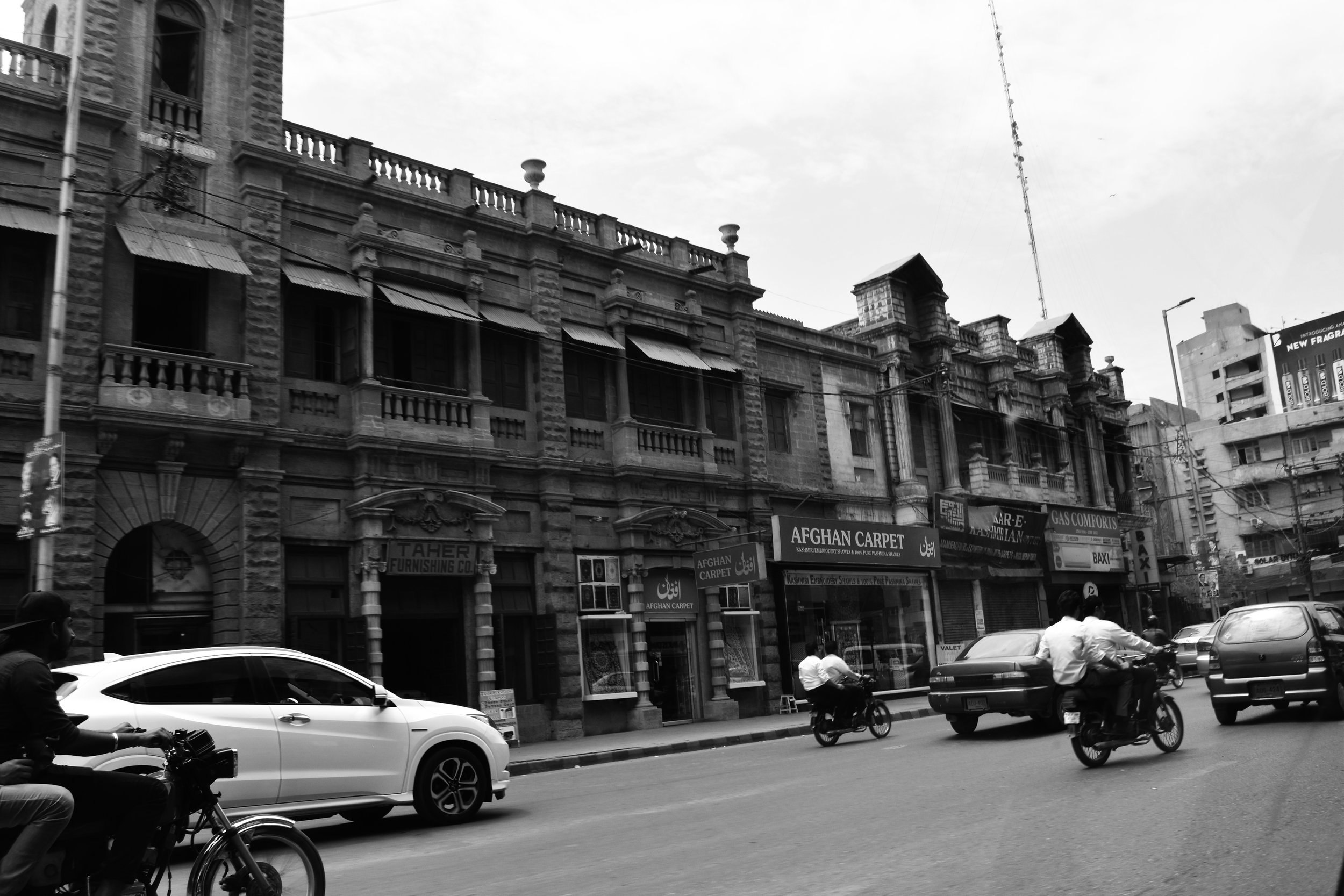 Karachi Streets