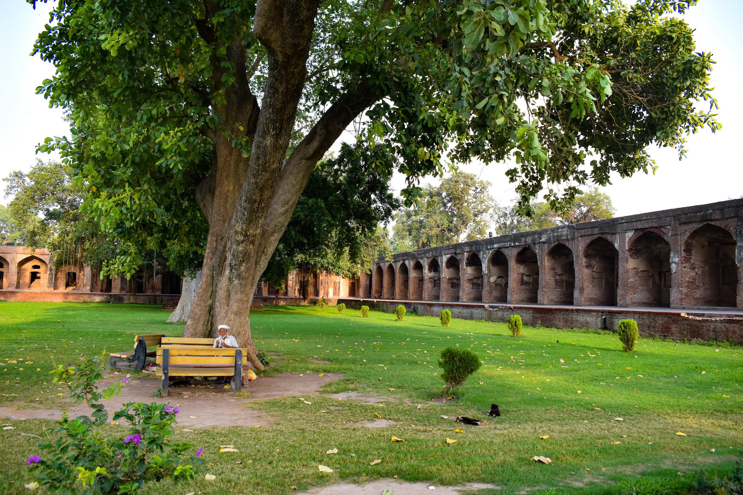 Jahangir's Tomb, Lahore
