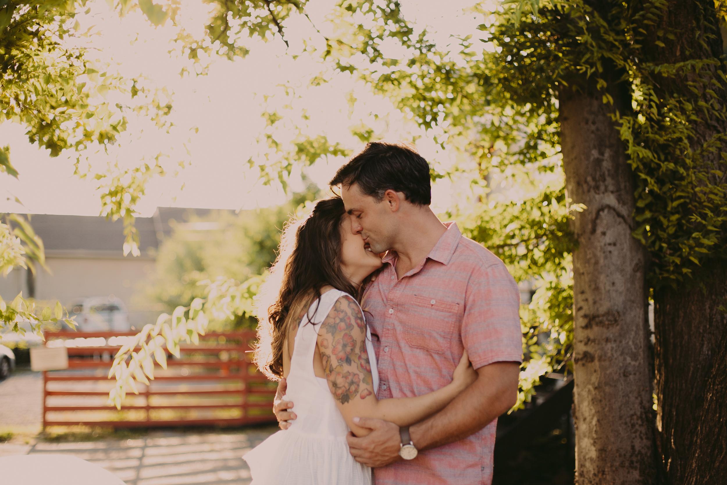 Nashville Engagement Photos
