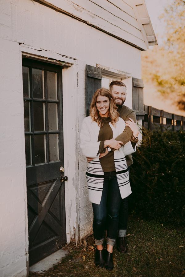 Kaitlyn + Chad Engagement Photos in Brentwood Nashville Wedding Photographer-25.jpg
