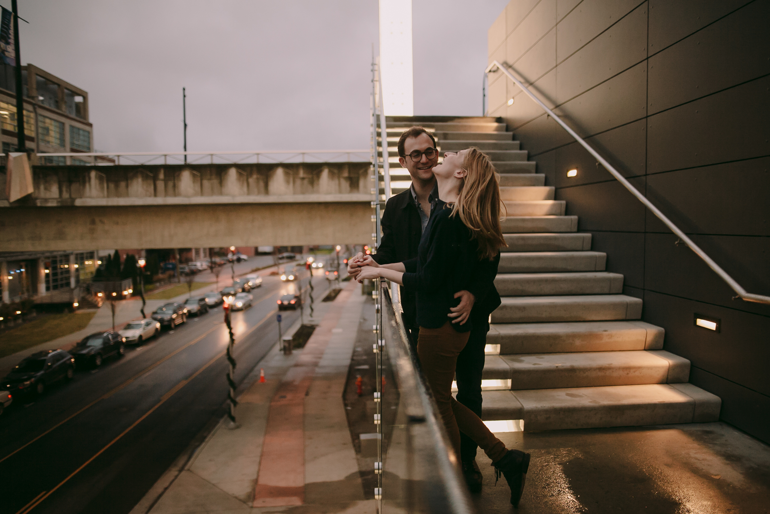 Cameron + Joe Engagement Photos in The Gulch Nashville Photography Anthology (18 of 24).jpg