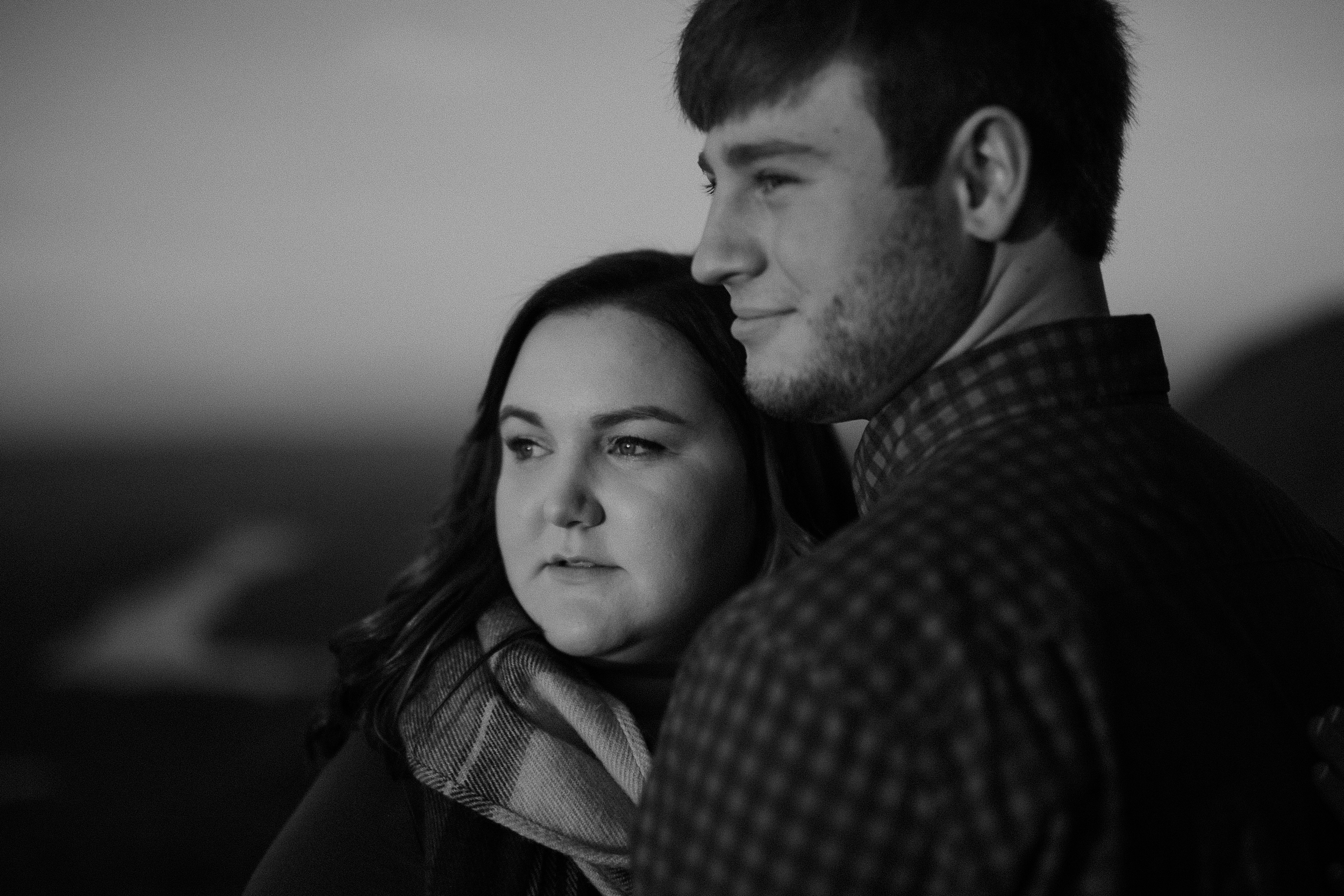 Sunset Rock Chattanooga Proposal Engagement Photos Photography Anthology (16 of 19).jpg