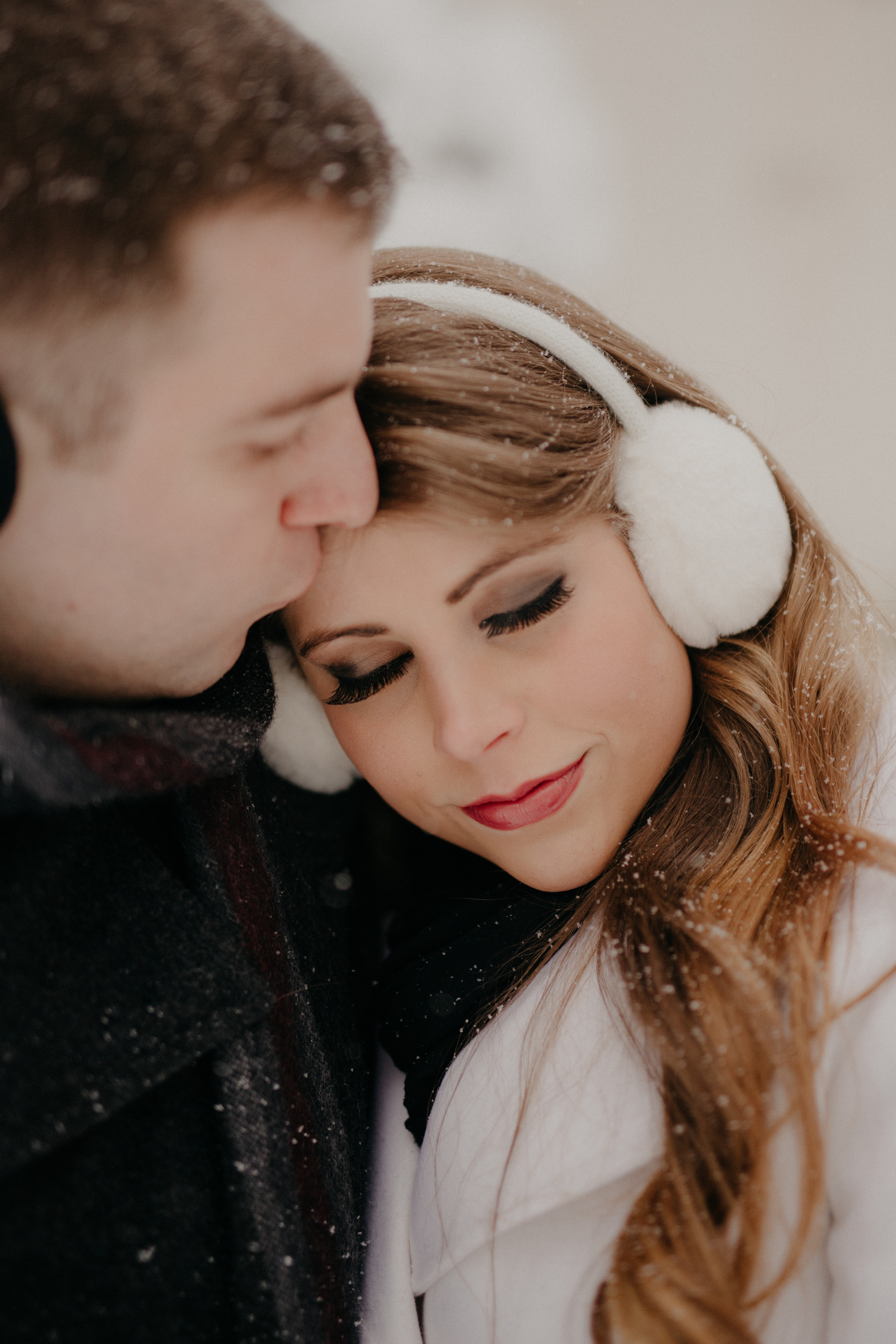 Snowy Engagement Session in Nashville - Photography Anthology (8 of 35).jpg