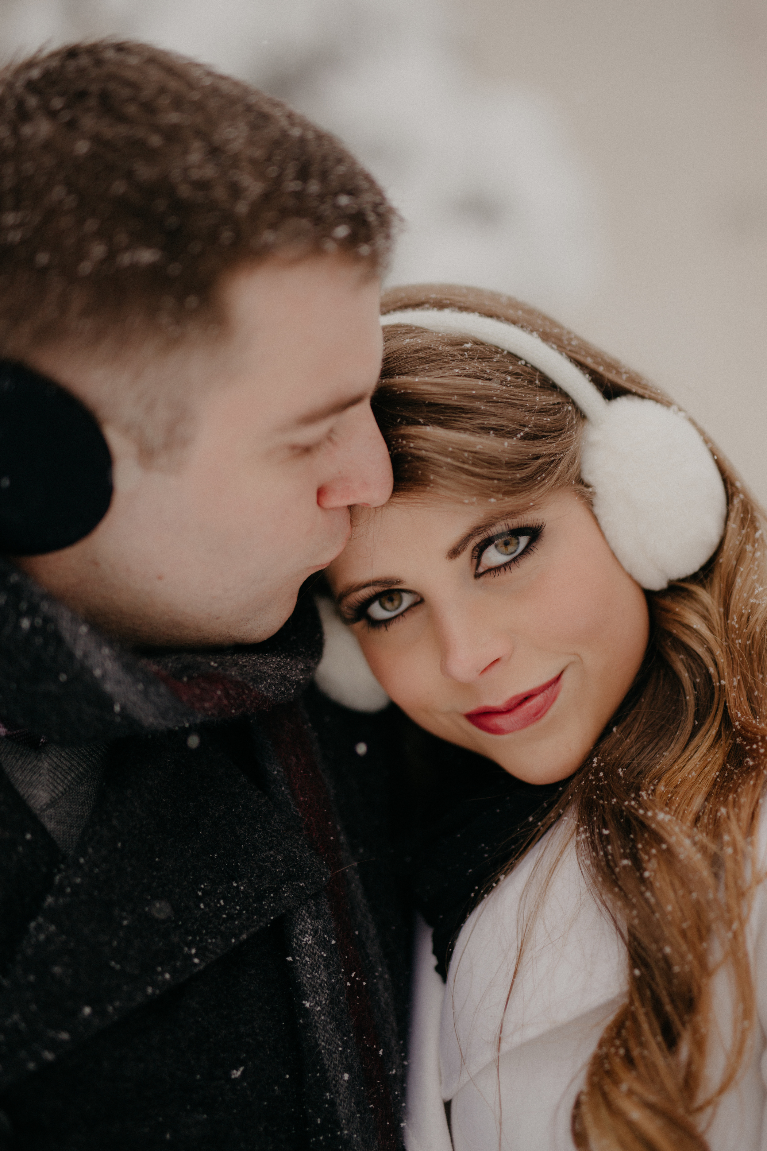 Snowy Engagement Session in Nashville - Photography Anthology (9 of 35).jpg