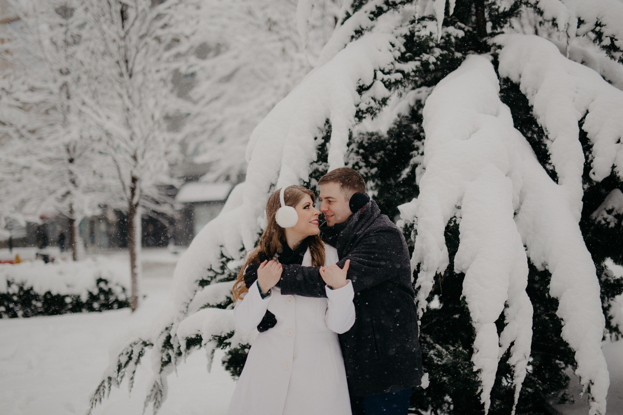 Snowy Engagement Session in Nashville - Photography Anthology (15 of 35).jpg