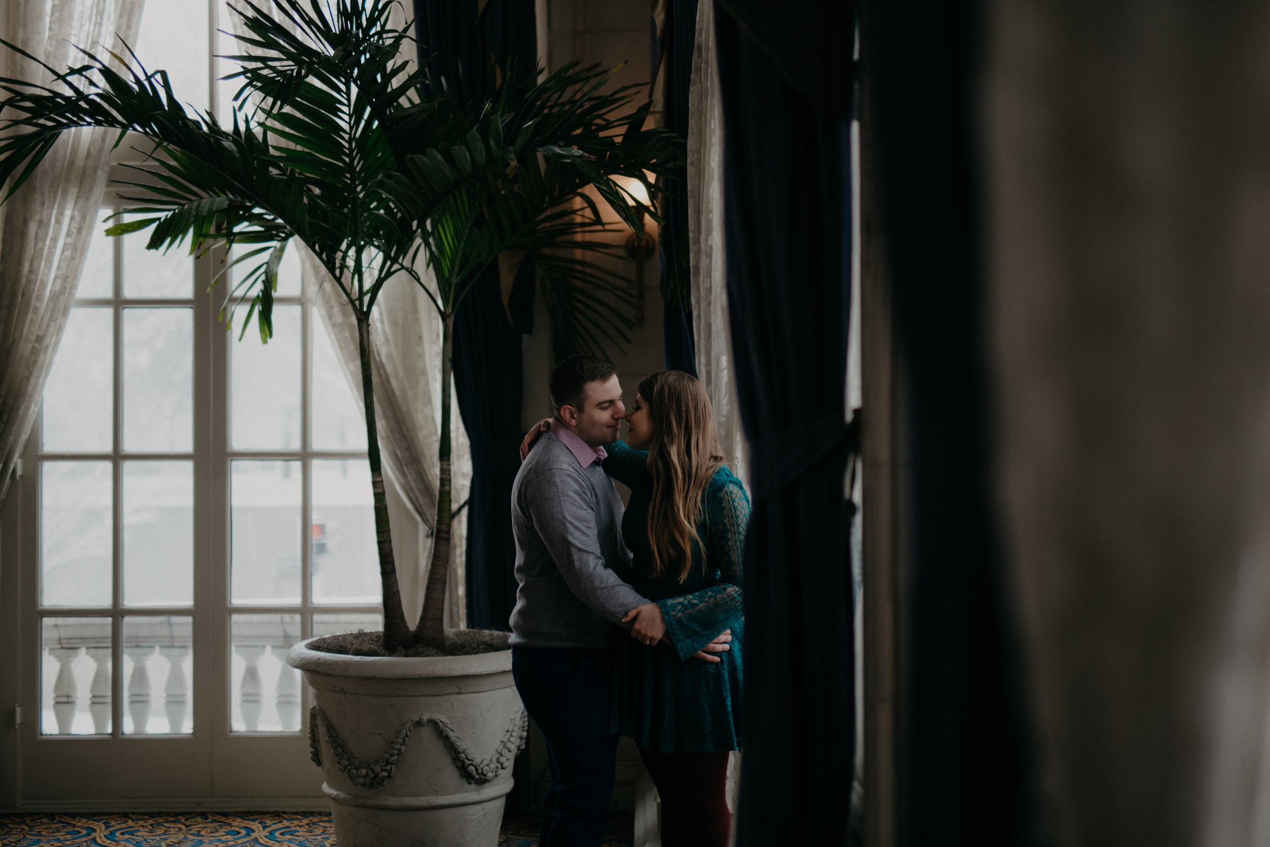 Snowy Engagement Session in Nashville - Photography Anthology (23 of 35).jpg