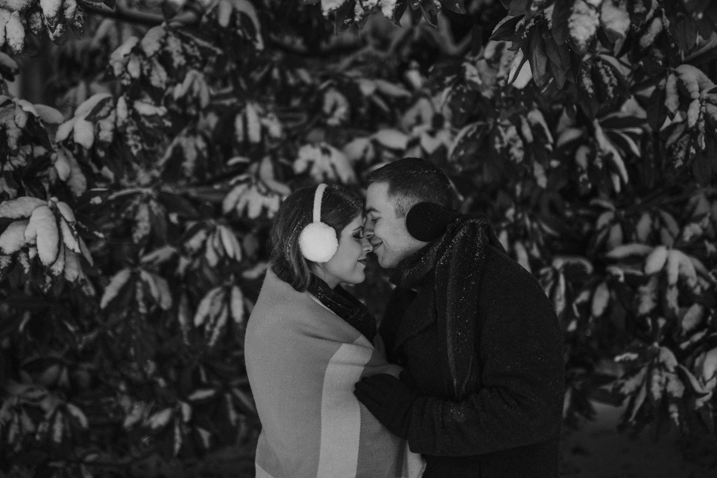 Snowy Engagement Session in Nashville - Photography Anthology (32 of 35).jpg