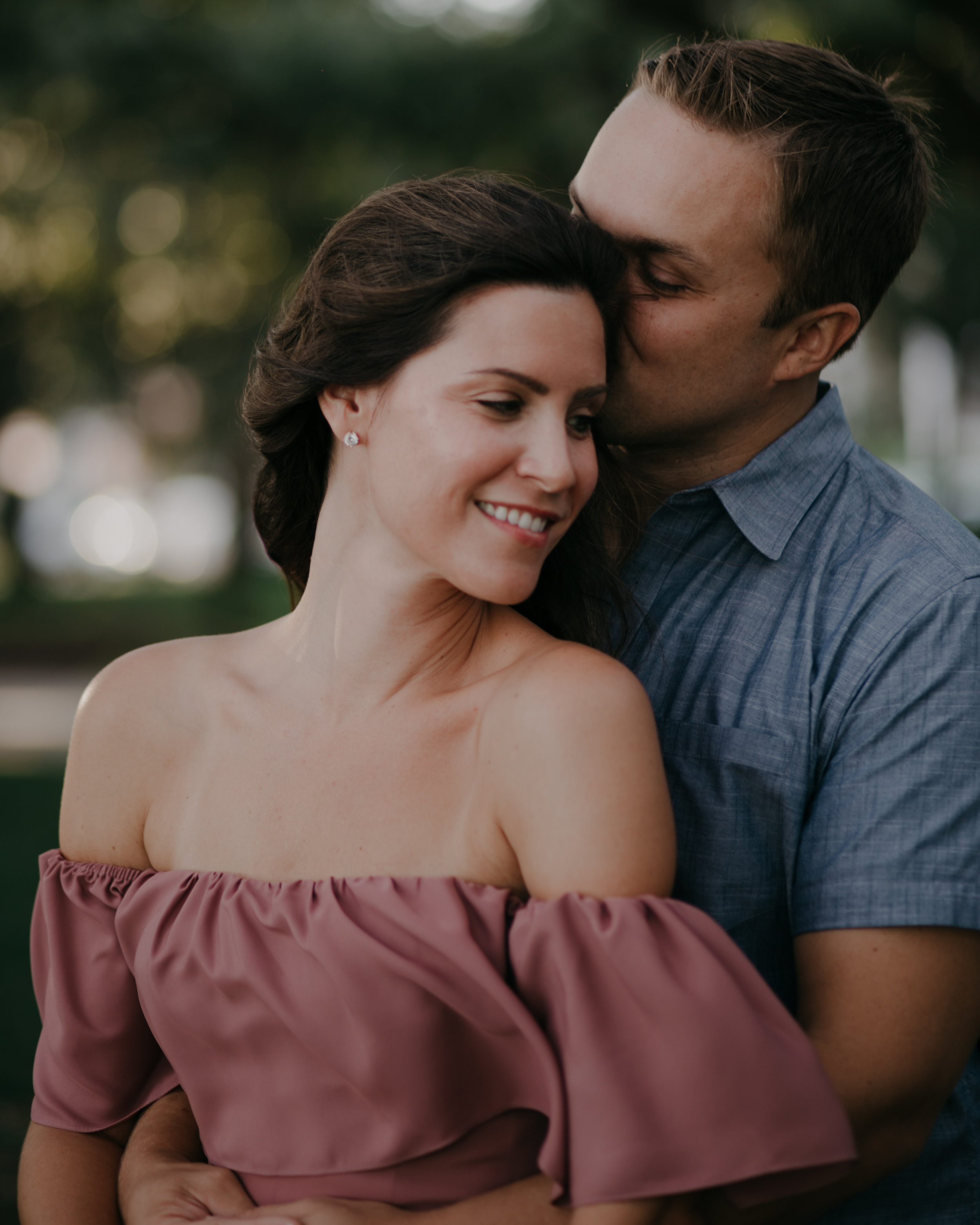 Photography Anthology - Downtown Charleston Engagement Session - The Battery - Historic Charleston White Point Gardens (3 of 17).jpg