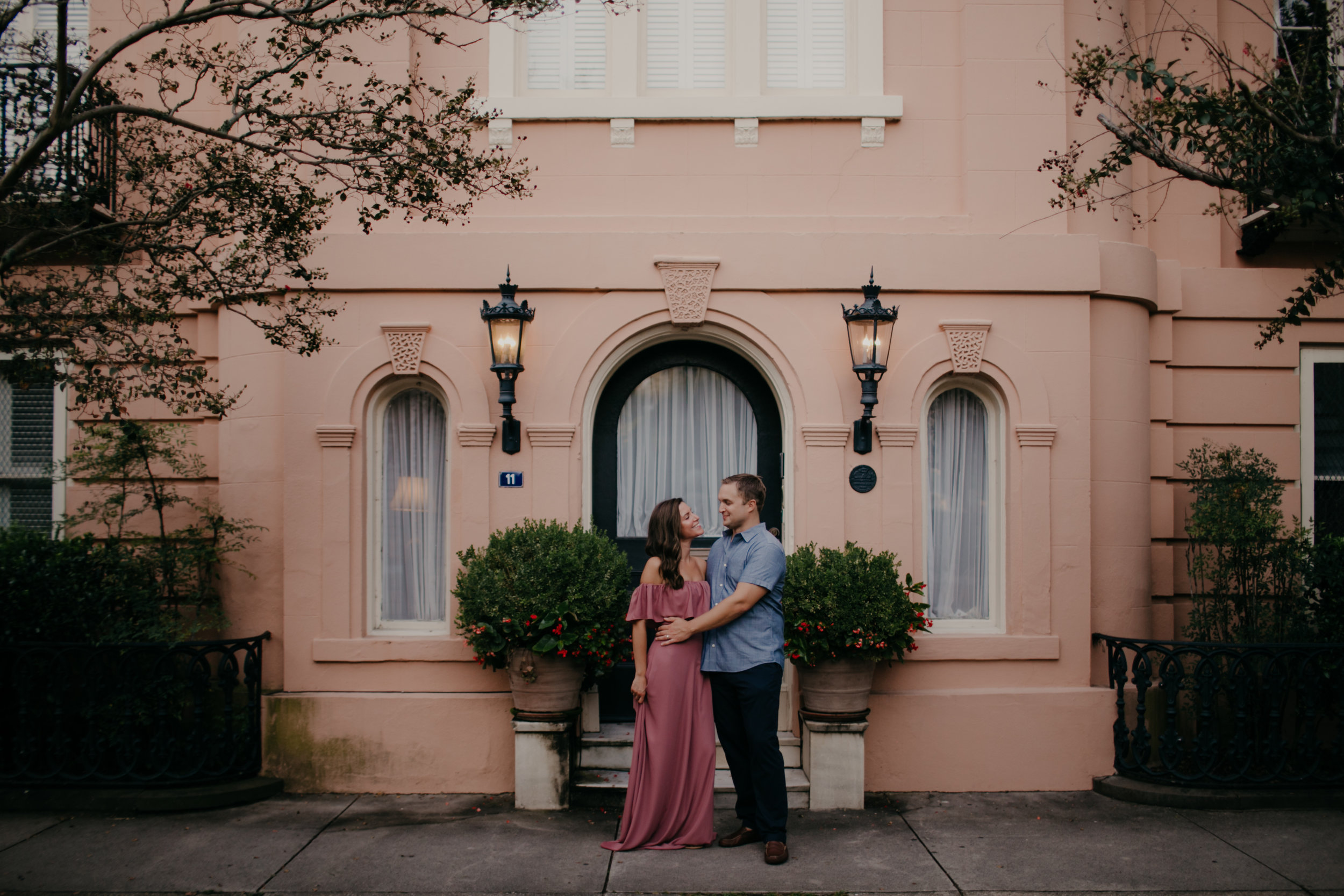 Photography Anthology - Downtown Charleston Engagement Session - The Battery - Historic Charleston White Point Gardens (8 of 17).jpg