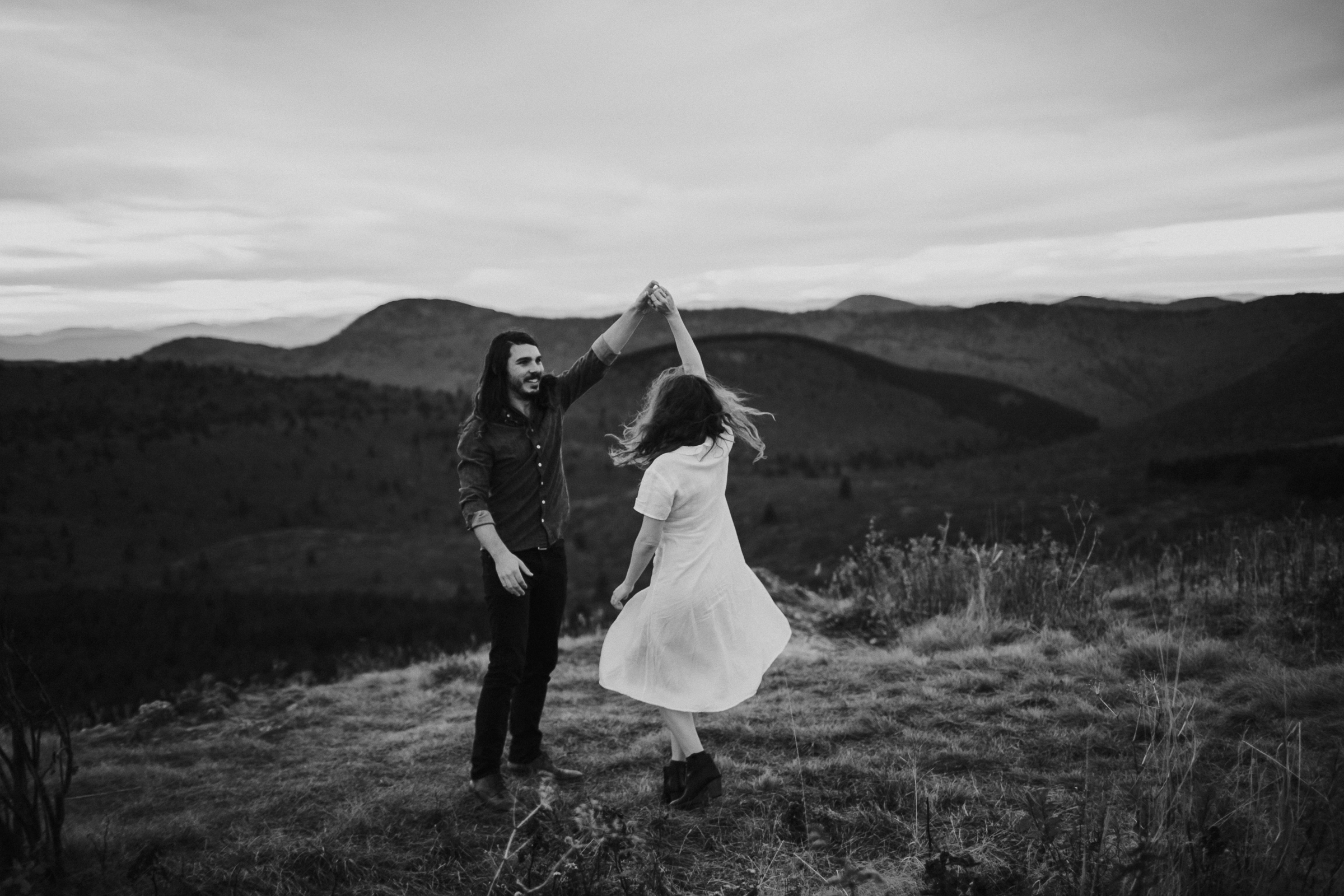Photography Anthology - Black Balsam Knob Asheville Blue Ridge Mountains Smoky Mountains Engagement Photos (41 of 49).jpg