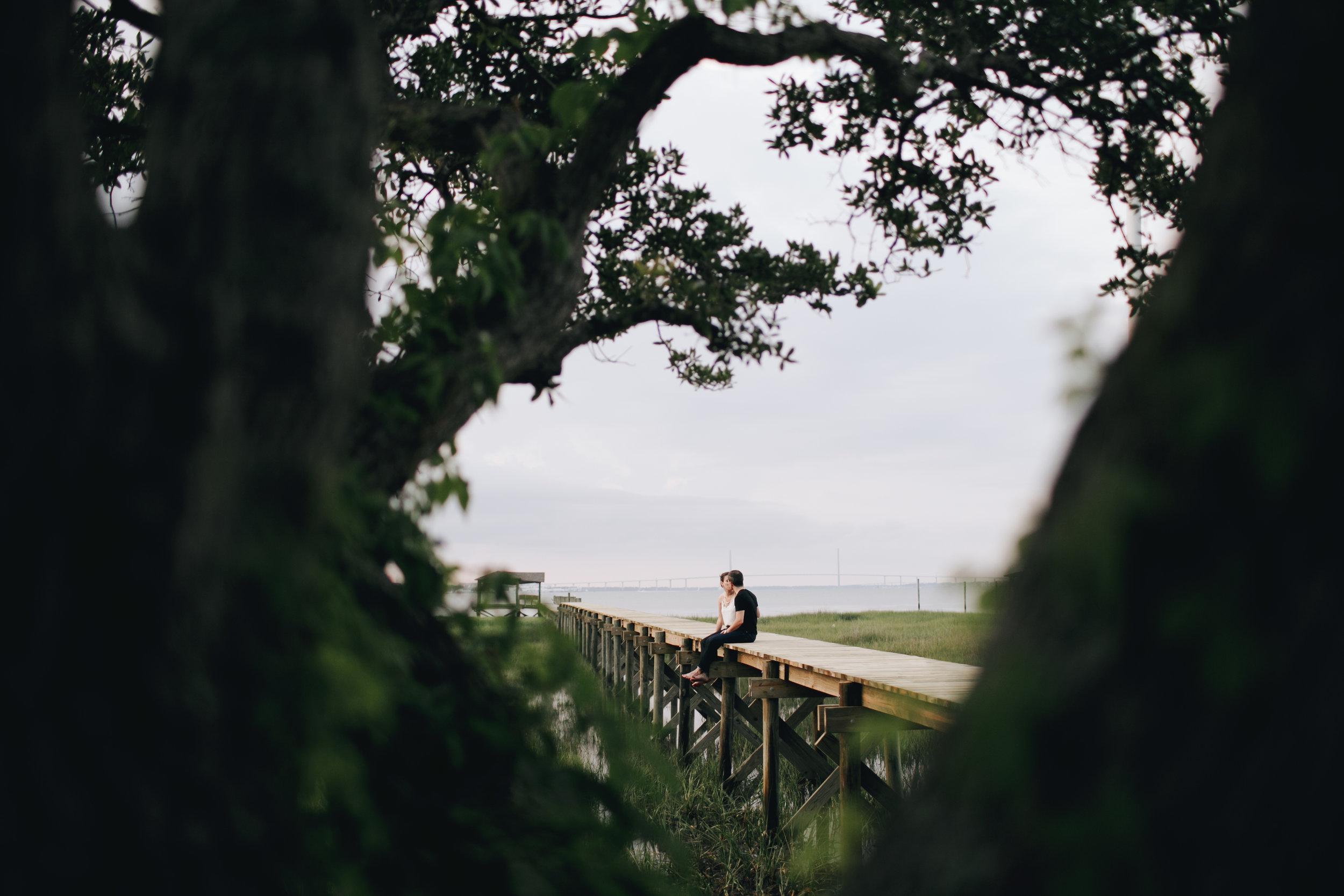 Photography Anthology - Charleston MArsh Engagement Sesison On Dock (37 of 47).jpg