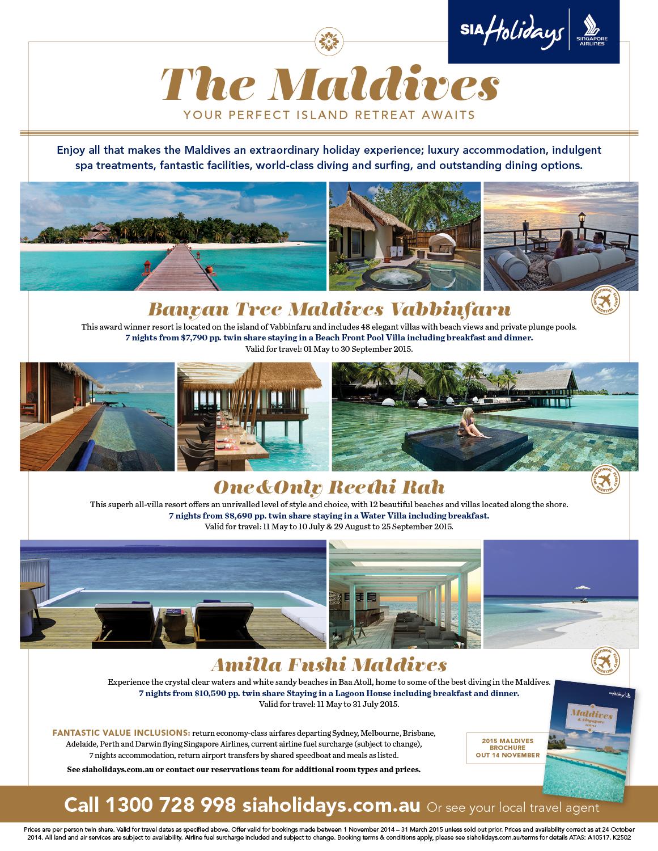 Advertising: International Traveller