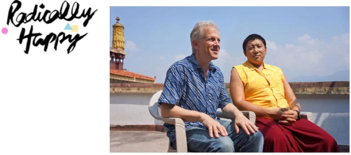 Erric Solomon and Kyabgon Phakchok Rinpoche