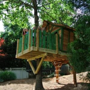 Kiddie Tree House