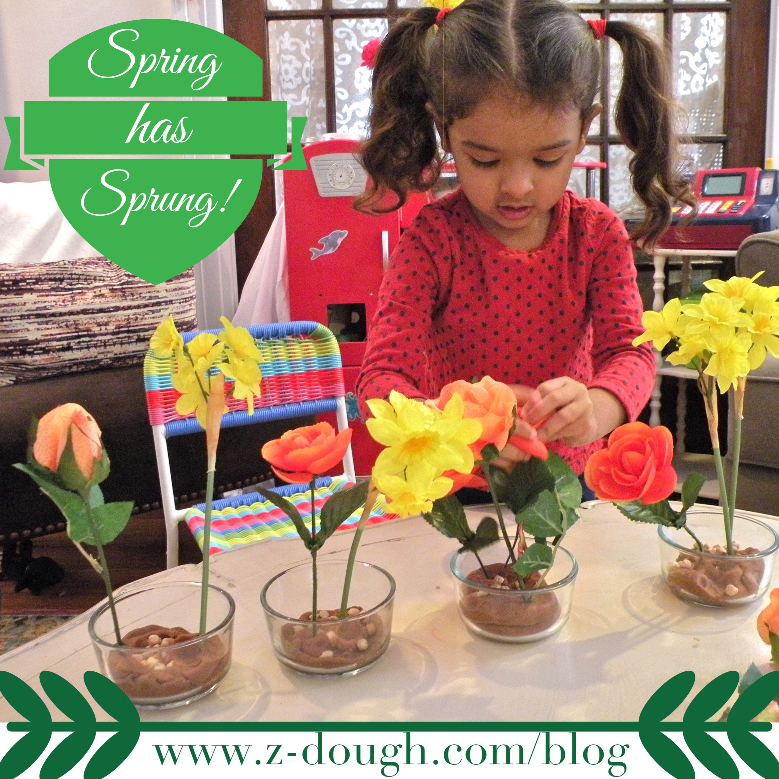 Dig and plant to your heart's content with ZDough!