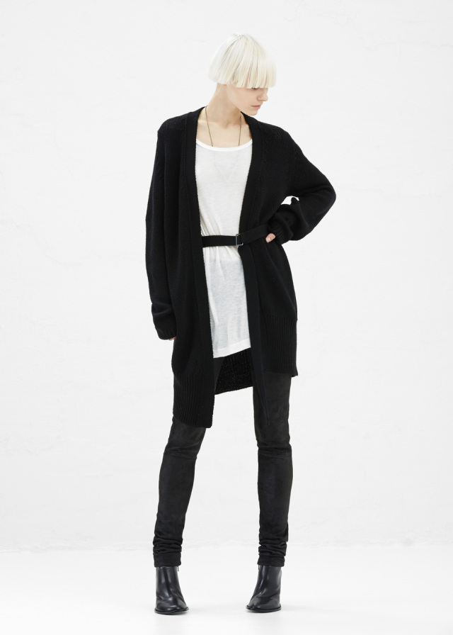 Ann Demeulemeester via TresChicNow.com #fashion #style #shopping