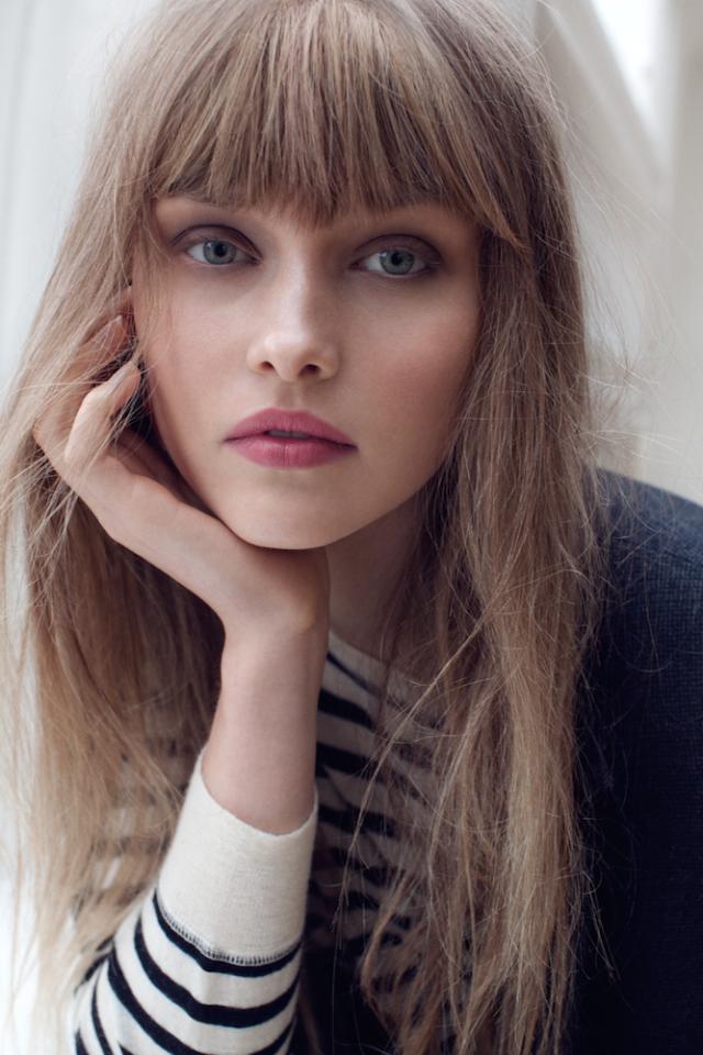 Kjaer Weis Gamine Charm via TresChicNow.com  #organic #makeup #beauty