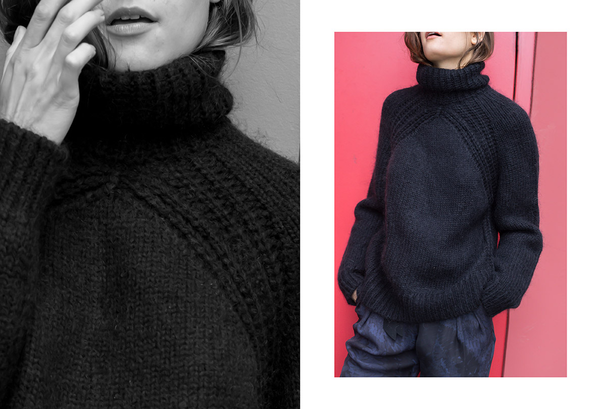 Raquel Allegra Holiday 2015 via TresChicNow.com