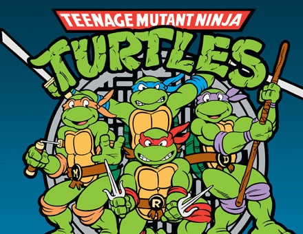 These are the turtles I grew up with!