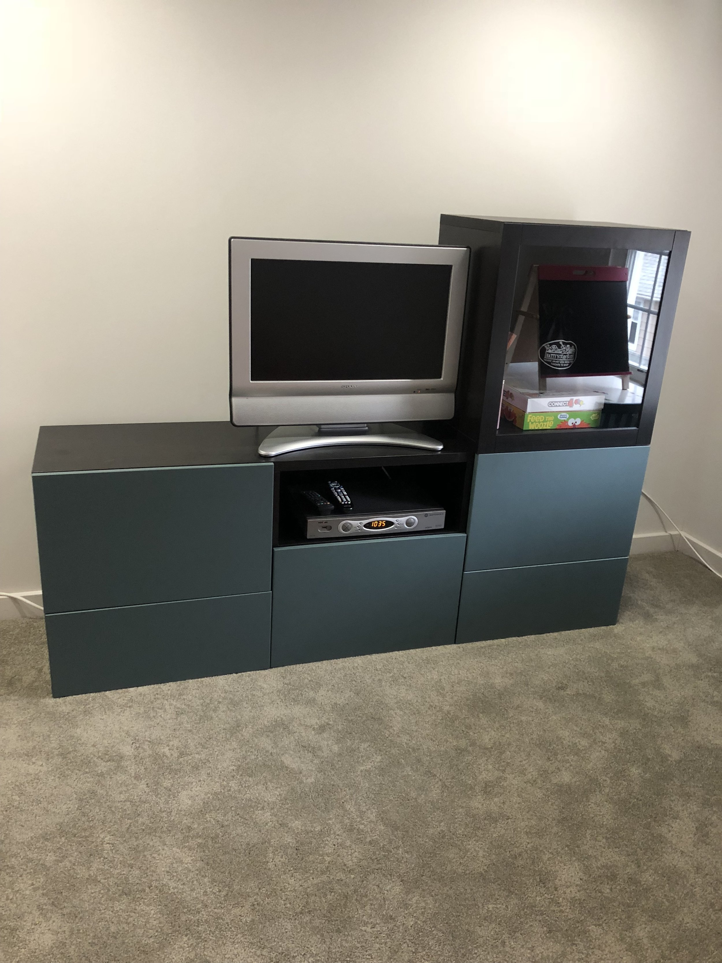 ENTERTAINMENT CENTER SOLUTIONS