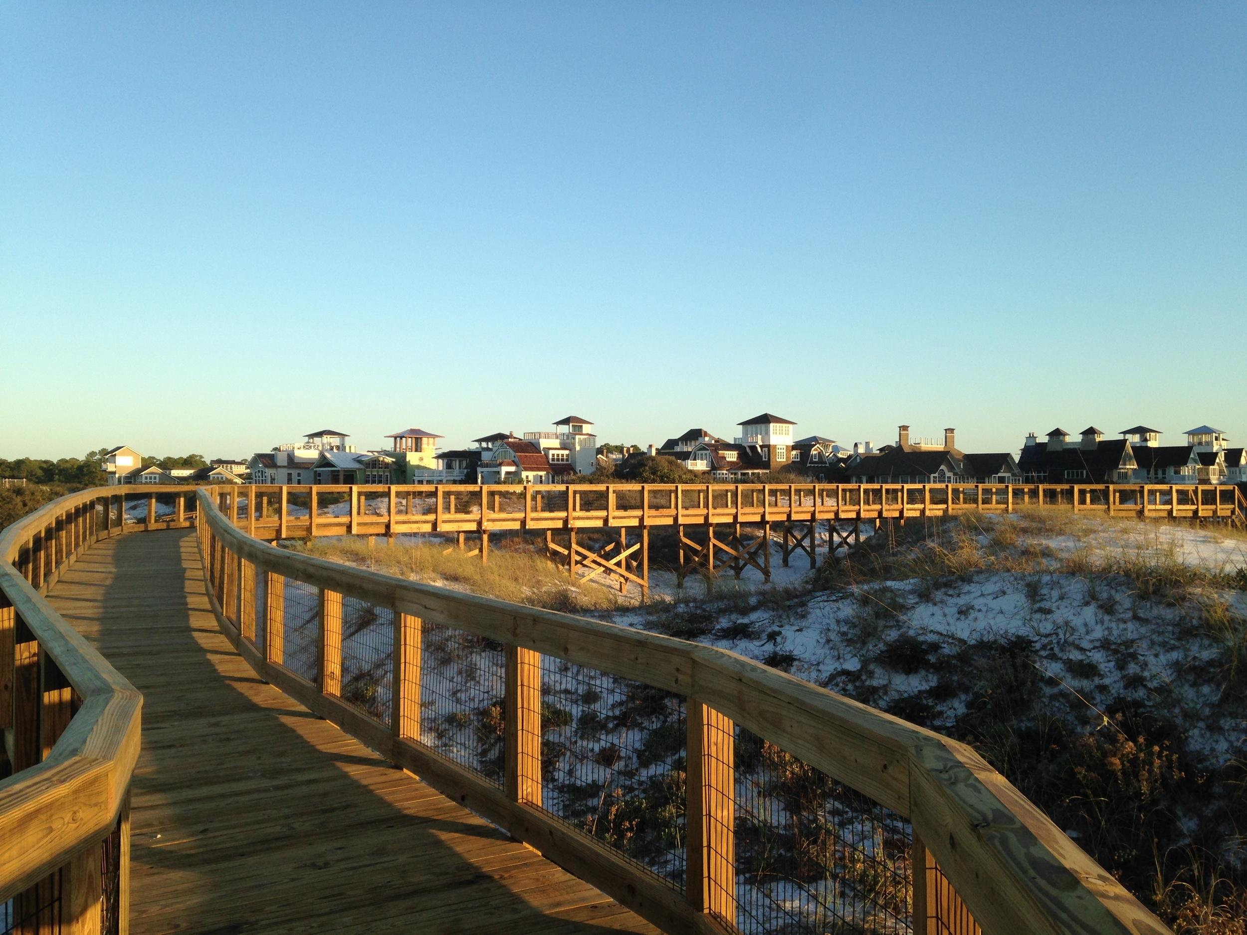 Beach Access and Boardwalk