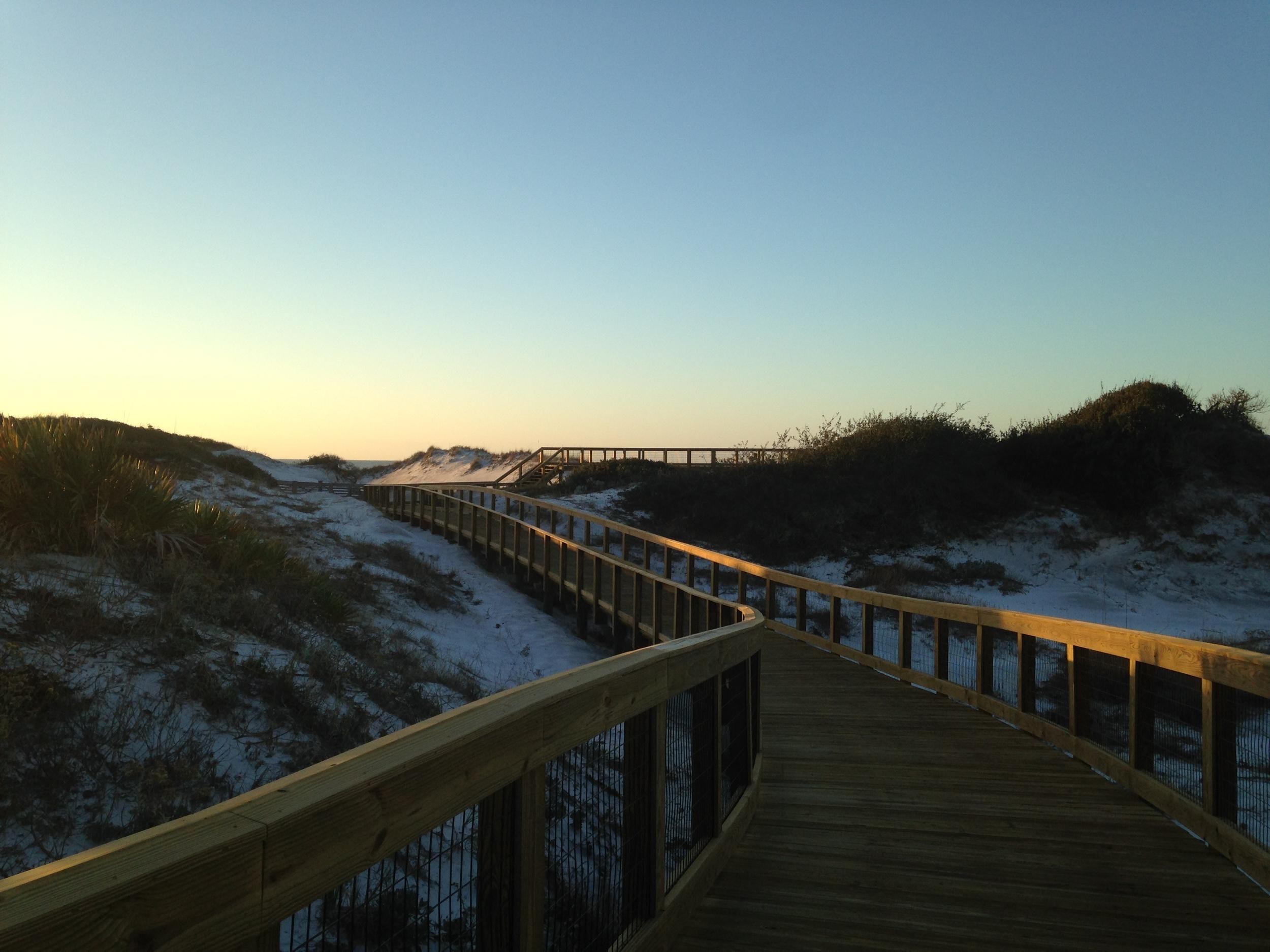 Beach Crossing
