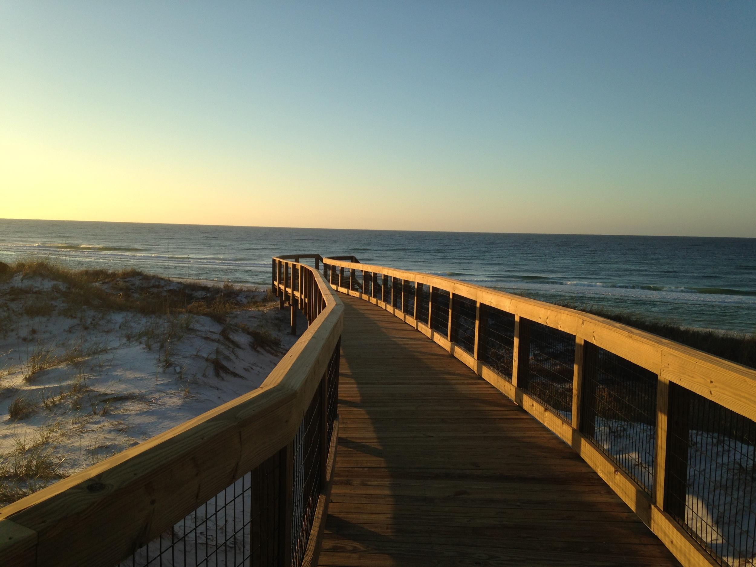 Boardwalk Dune Crossing