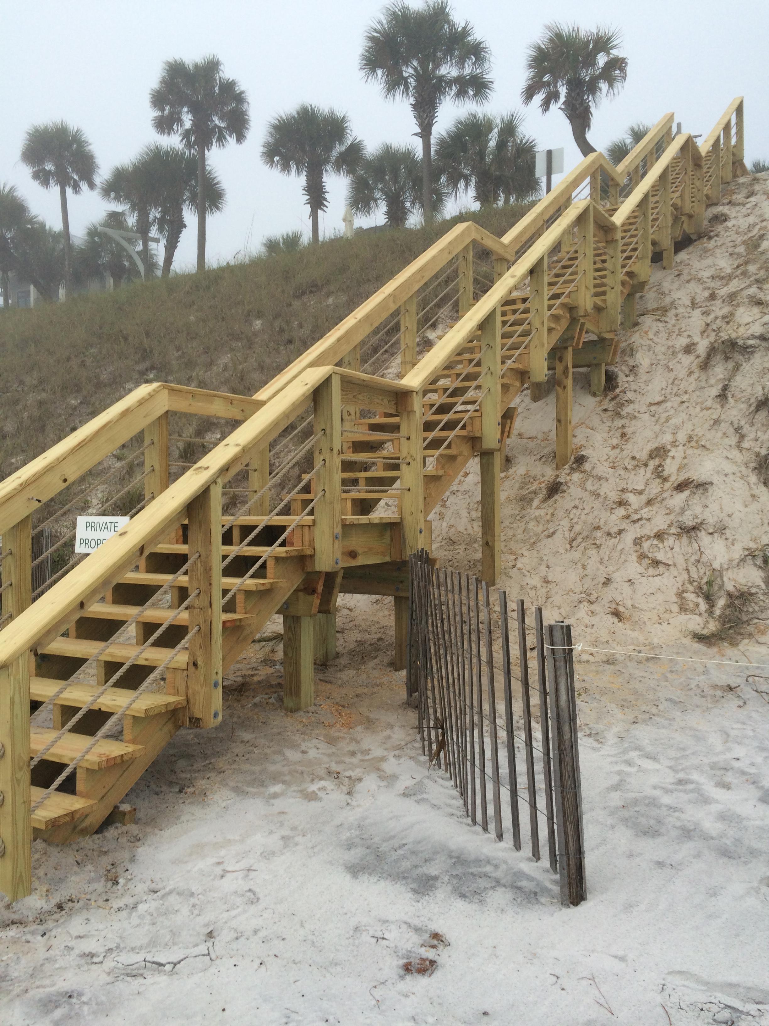 Beach Access Boardwalk