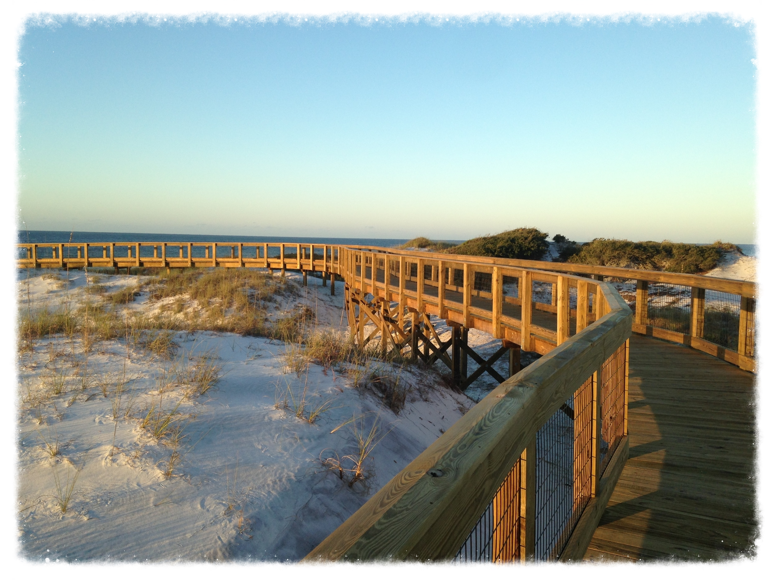 Boardwalk Beach Access