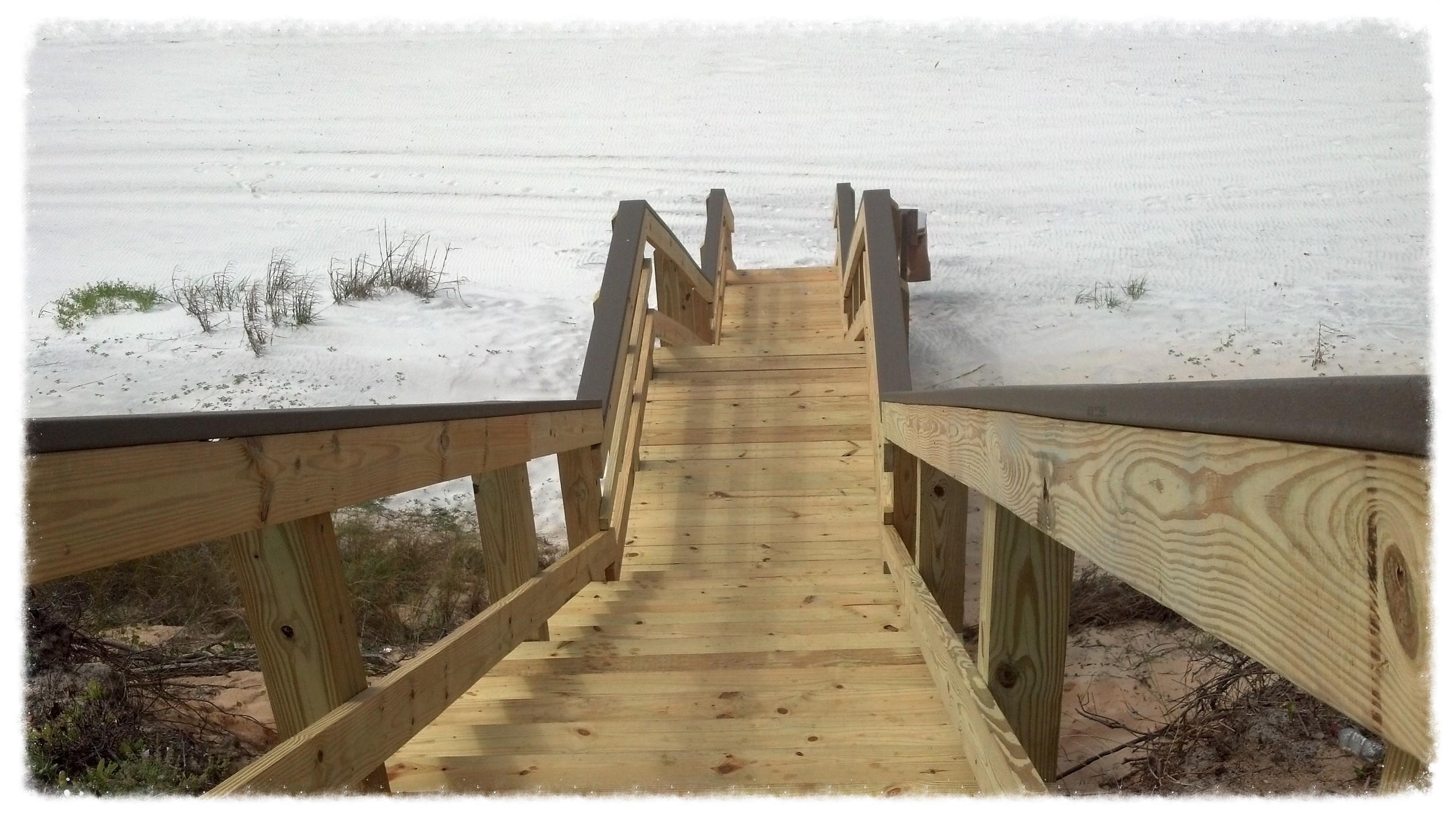 Boardwalk Beach Access