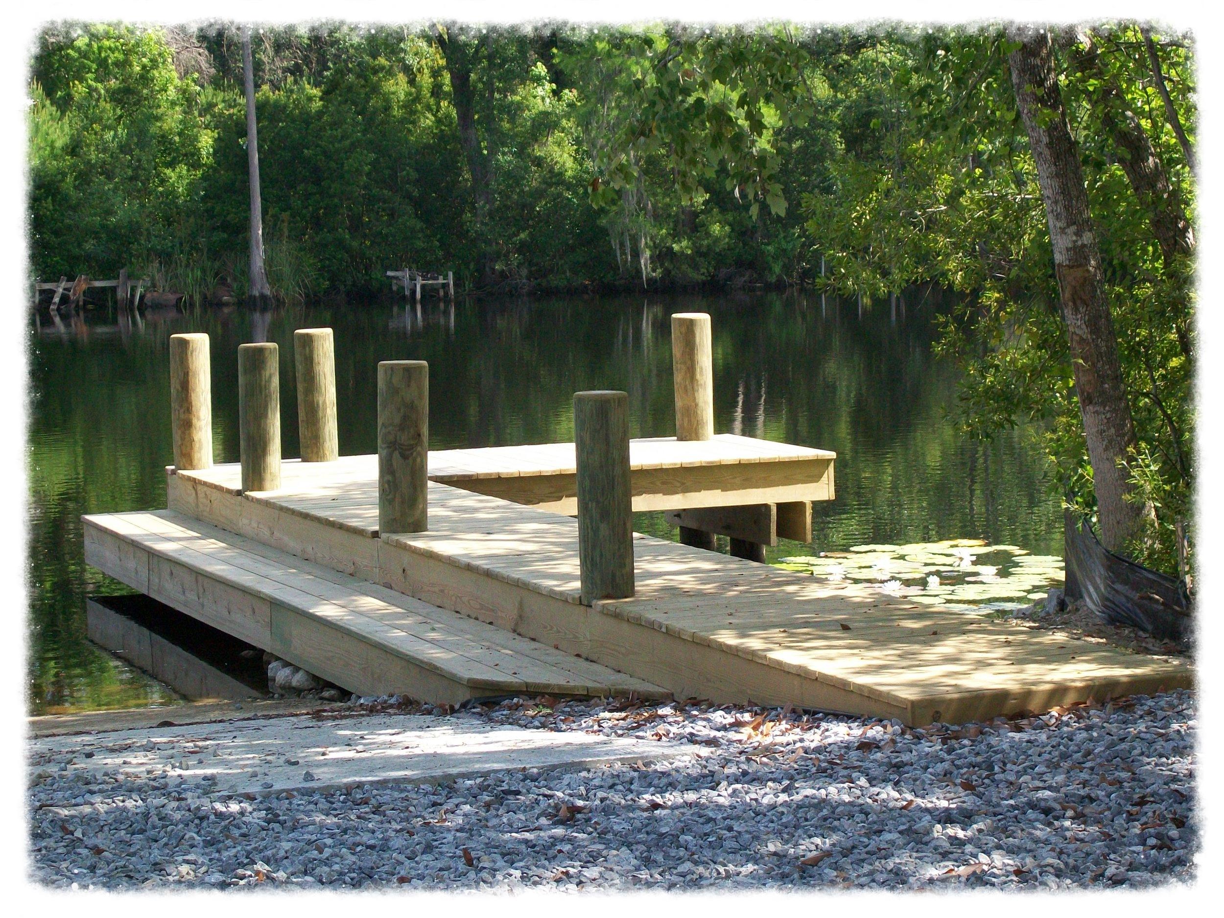 Boardwalk Boat Launch