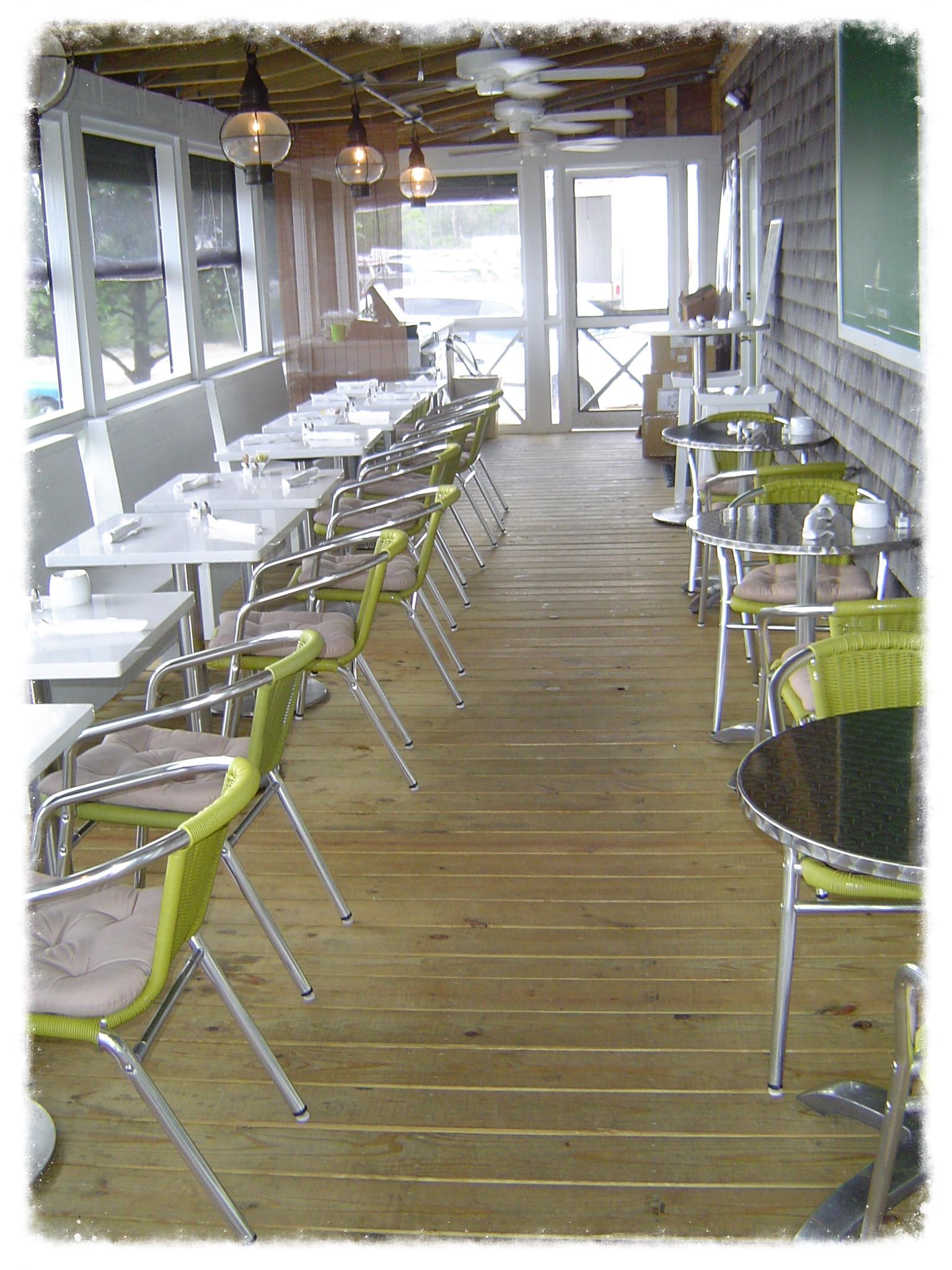 South Walton Boardwalk Deck