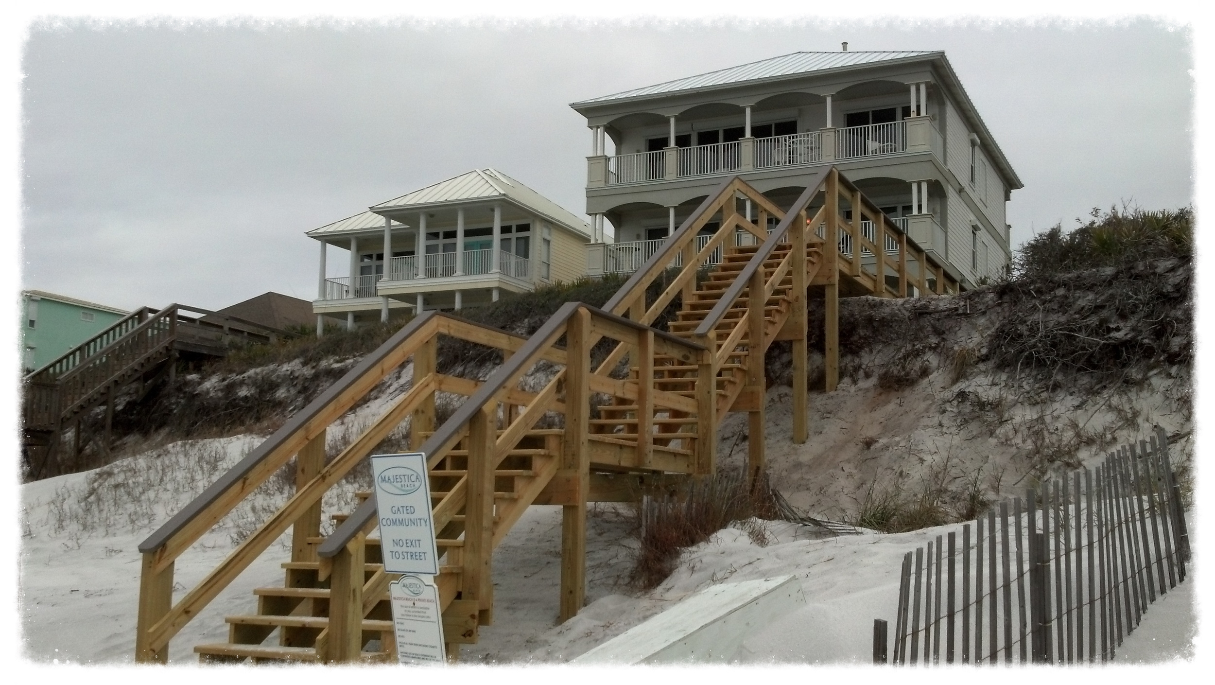 Walton County Beach Access